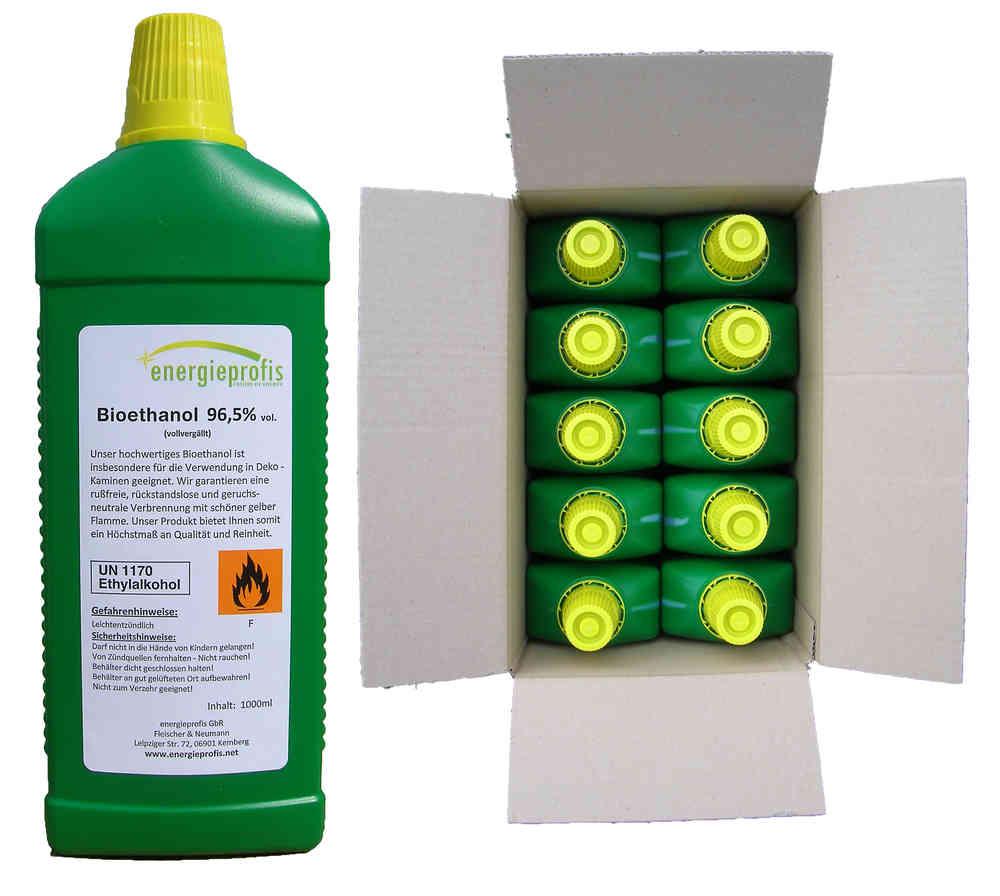 bio ethanol 96