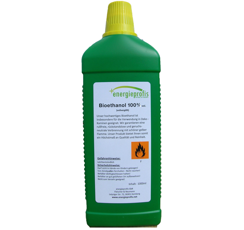 5 liter kamin bioethanol 100 in literflaschen. Black Bedroom Furniture Sets. Home Design Ideas