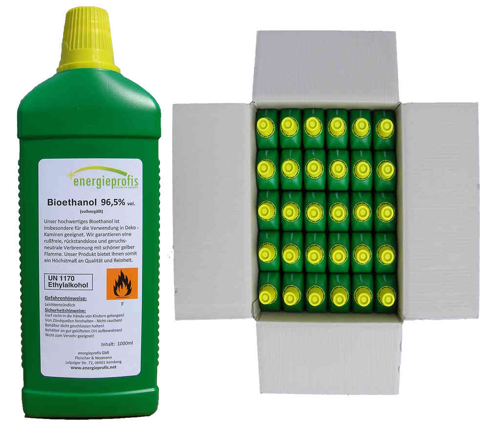 bioethanol 96 5